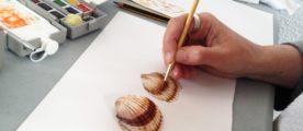Técnicas en Ilustración Científica
