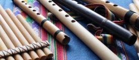 Aerófonos Andinos. Vientos Tradicionales de los Andes Centrales: Performance y Creación Musical