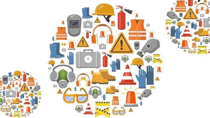 Concientización de Trabajo seguro y prevención laboral